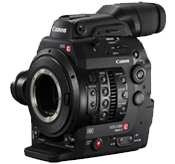 Canon C300 Mark II 4K