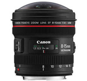 Canon EF 8-15mm