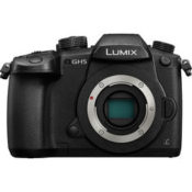 NEW Panasonic Lumix DC-GH5 Mirrorless Micro Four Thirds Digital Camera