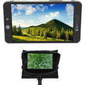 NEW  SmallHD 702 Bright 7″ Full HD On-Camera Monitor with Carrying Case