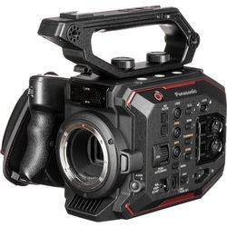 NEW Panasonic AU-EVA1 Compact 5.7K Super 35mm Cinema Camera