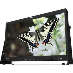 NEW-TVLogic LUM-240G 24″ UHD 4K 12G-SDI Single-Link IPS LCD Monitor